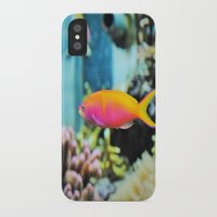 life aquatic iPhone & iPod Cases featuring Life Aquatic by aes·thete