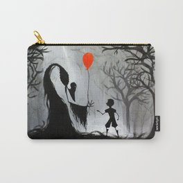The boy and The Balloon Carry-All Pouch