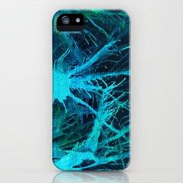 Lake Depths iPhone Case