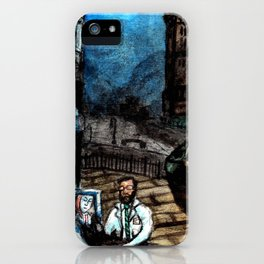 The Doctor is In iPhone Case