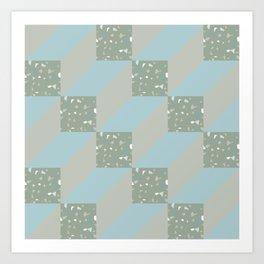 CubesVI/ Art Print