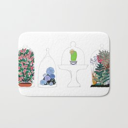 Bell Jar series (complete) Bath Mat