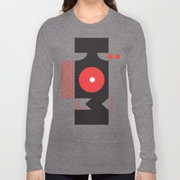 King of the Mountains, Abstract 1 Long Sleeve T-shirt