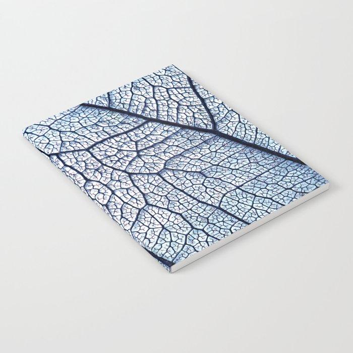 Leaf Macro Notebook