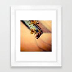 Wall Abstract Framed Art Print