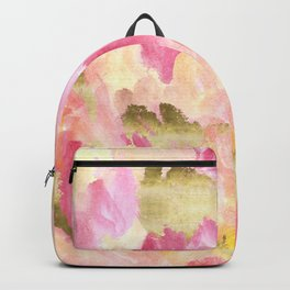 Gold Tulips Backpack