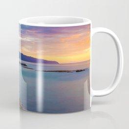 Sunset Lake (Color) Coffee Mug