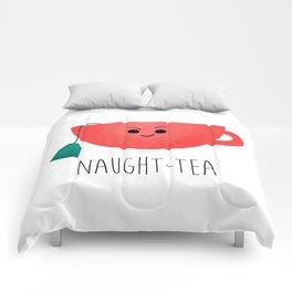 Naught-tea Comforters