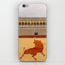 TORO iPhone Skin