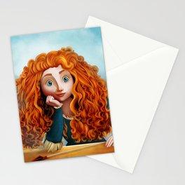 Merida The Brave Stationery Cards