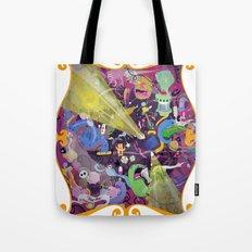 Lisergic Orchestra Tote Bag