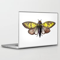 insect Laptop & iPad Skins featuring Insect by Freja Friborg