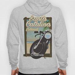 Santa Catalina Island , California USA Hoody
