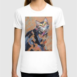 Stripes and Strokes T-shirt