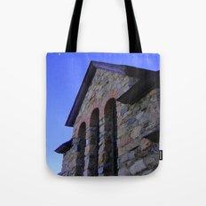 St. Malo Chapel Arches Tote Bag