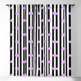 Pastel Goth Bats (3) Blackout Curtain