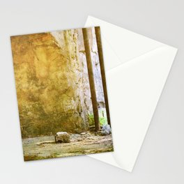 Smoking Pit Ruin Stationery Cards