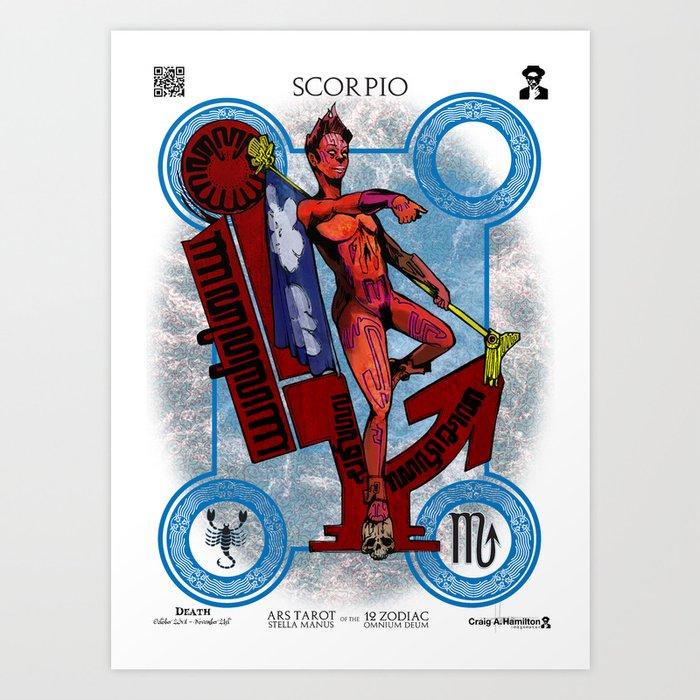 Ars Tarot of the 12 Zodiac: