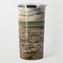 Beach or Moon Travel Mug