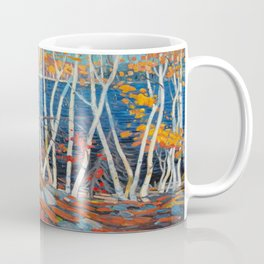 In The Northland (Group Of Seven) by Tom Thomson Canadian Landscape Art Coffee Mug