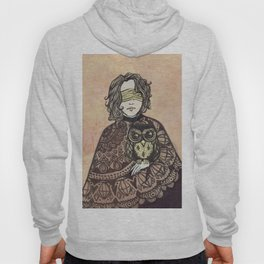 The Seer and the Owl Hoody