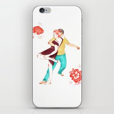 All I Do Is Dream Of You iPhone & iPod Skin