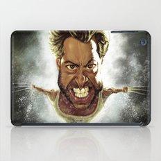 Wolverine Caricature iPad Case