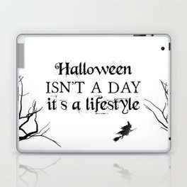 Halloween Lifestyle Laptop & iPad Skin