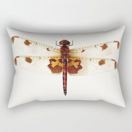 dragonfly #4 Rectangular Pillow