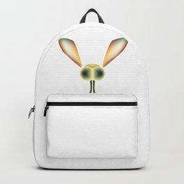 Flying insect in beautiful design Fashion Modern Style Backpack