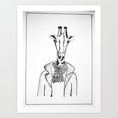 High Society Art Print
