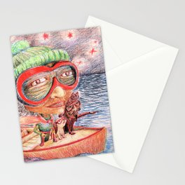 Superwoman Stationery Cards