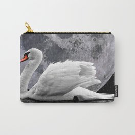 Planets Swan by GEN Z Carry-All Pouch