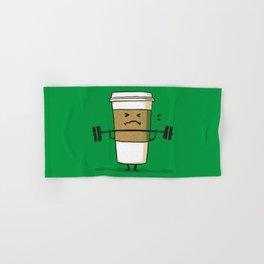 Strong Coffee Hand & Bath Towel