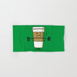 Strong Coffee Hand & Bath Towel