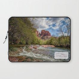 Cathedral Rock, AZ Laptop Sleeve