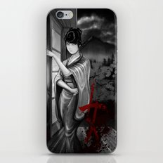 Kunoichi 2 of 4 iPhone & iPod Skin