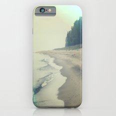 It was a foggy morning iPhone 6s Slim Case