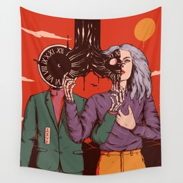 Shared Time Wall Tapestry