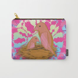 Birds of the Dawn Carry-All Pouch