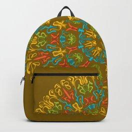 Bienvenida a Marte (Ocre) Backpack