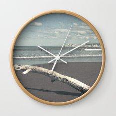 Poverty Bay Wall Clock