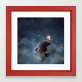 Universe Series 03 Framed Art Print