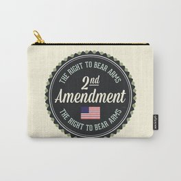 Second Amendment Carry-All Pouch