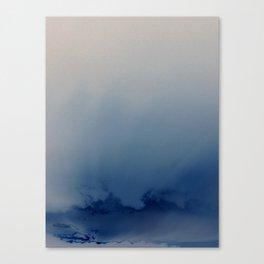 Minnehaha Blue Canvas Print
