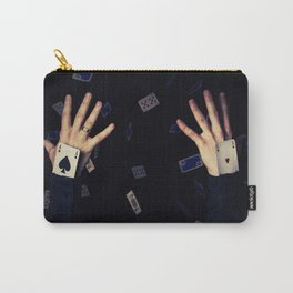 aces in sleeve Carry-All Pouch