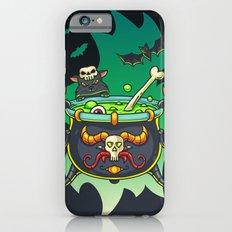 Halloween Cauldron Illustration Slim Case iPhone 6s