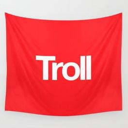 Troll Wall Tapestry