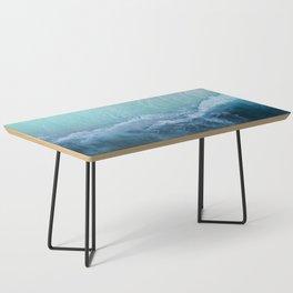 Turquoise Sea Coffee Table