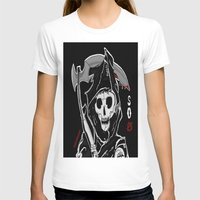 sons of anarchy T-shirts featuring Sons Of Anarchy (Reaper) by ItalianRicanArt